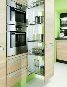 Modern, simple, clean kitchen ideas - Storage, drawers, cabinets kitchen ideas gallery
