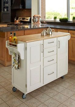 Awesome kitchen island for small space