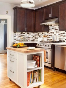 Perfect kitchen Island for small spaces photo ideas