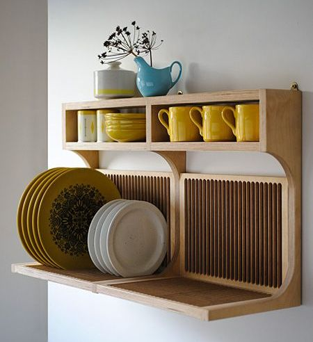 Modern kitchen ideas stunning dish storage bespoke furniture