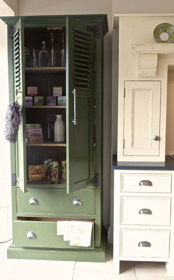 larder index cupboard large pantry