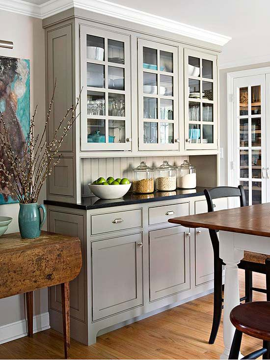 Storage Ideas for Small-Kitchen
