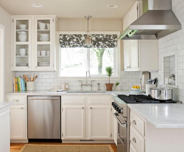 Beautiful Small Kitchen Design Ideas. Best Kitchen Countertop ...