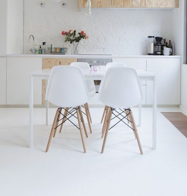 How to Choose white Kitchen Tables and Chairs & How to Choose white Kitchen Tables and Chairs : Modern Kitchen ...