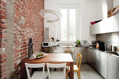 modern Space-Saving Ideas for small kitchen : Modern Kitchen ...