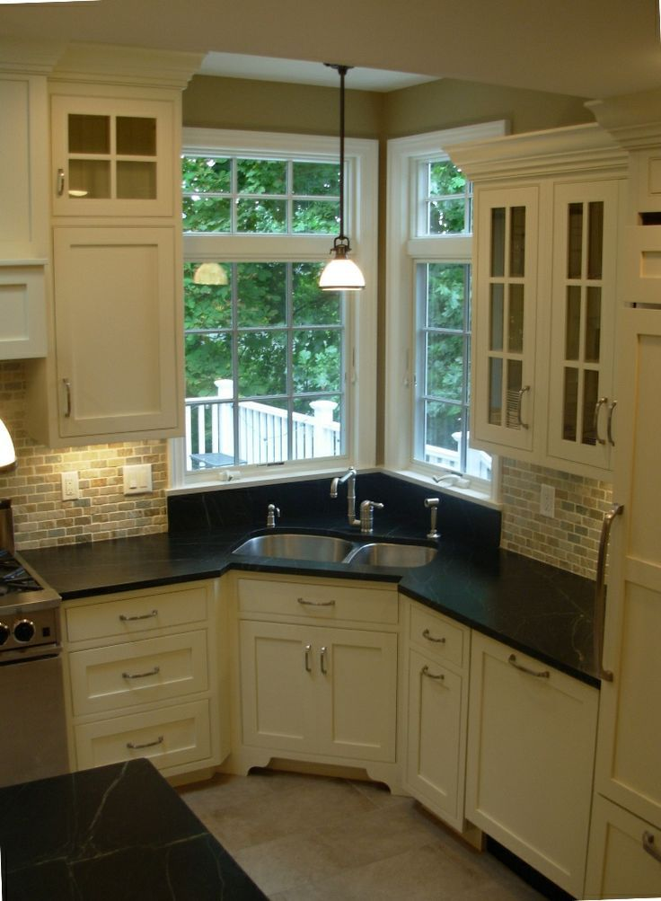 Planning A Kitchen Corner Cabinet: Stylish Design And Functionality