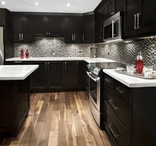 Amazing Modern Small Kitchen Design